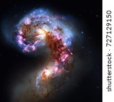 The Antennae Galaxies Or Ngc...