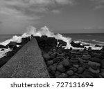 Small photo of tenerife surge wave