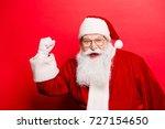 holly jolly x mas and noel ... | Shutterstock . vector #727154650