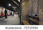 Baker Street Subway Station ...