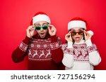 omg  increadible unbelievable... | Shutterstock . vector #727156294