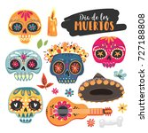 "mexican holiday ""day of the... 