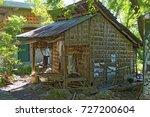 poor men residence cambodia ... | Shutterstock . vector #727200604