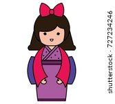 Little Japanese Doll Kawaii...