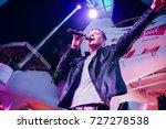 odessa  ukraine august 22  2015 ... | Shutterstock . vector #727278538