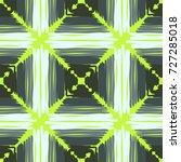 seamless checkered pattern.... | Shutterstock .eps vector #727285018