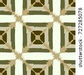 seamless checkered pattern.... | Shutterstock .eps vector #727285078
