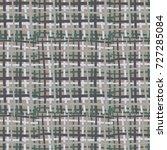 seamless checkered pattern.... | Shutterstock .eps vector #727285084