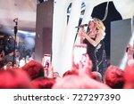 odessa  ukraine may 22  2015 ... | Shutterstock . vector #727297390