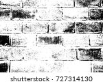 brick wall. grunge abstract... | Shutterstock .eps vector #727314130