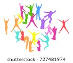 together we celebrate bright... | Shutterstock .eps vector #727481974