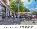 serbia  belgrade   september 12 ... | Shutterstock . vector #727514650