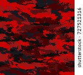 camouflage military background. ... | Shutterstock .eps vector #727521316