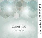 vector abstract background of... | Shutterstock .eps vector #727571194