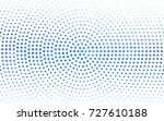 light blue vector abstract... | Shutterstock .eps vector #727610188