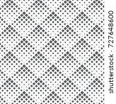 halftone geometric square... | Shutterstock .eps vector #727648600