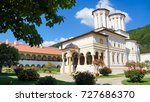 Small photo of Monastery of Horezu in Romania