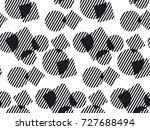 concept geometry vector...   Shutterstock .eps vector #727688494