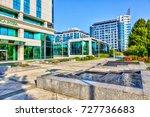 serbia  belgrade   september 30 ... | Shutterstock . vector #727736683