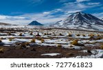 "view of the ""licancabur""... | Shutterstock . vector #727761823"