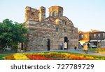 nessebar unesco world heritage... | Shutterstock . vector #727789729