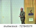 erbil iraq  september 25 ... | Shutterstock . vector #727845379