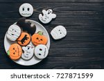 A Preparation For Halloween. A...