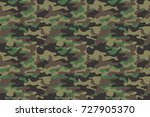 camouflage seamless pattern... | Shutterstock .eps vector #727905370