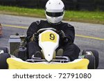 drivers racing high speed... | Shutterstock . vector #72791080