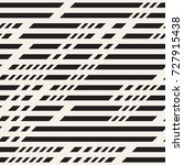 black and white irregular... | Shutterstock .eps vector #727915438