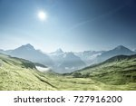 Grindelwald Valley From The To...