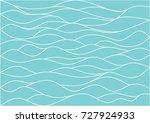 beautiful wave line pattern...