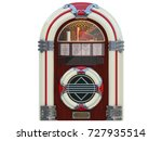 Jukebox Rockola Music Machine...