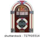 Jukebox Rockola Music Machine...