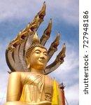 buddha statue   Shutterstock . vector #727948186