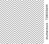 zigzag pattern. abstract... | Shutterstock .eps vector #728033644
