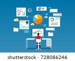database   Shutterstock .eps vector #728086246