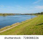 View Of The Vistula Riverside...