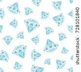 seamless pattern of geometric...   Shutterstock .eps vector #728101840