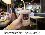 kota kinabalu  malaysia  ...   Shutterstock . vector #728163934
