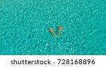 aerial view of beautiful sea... | Shutterstock . vector #728168896