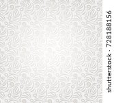 abstract silver white pattern.... | Shutterstock .eps vector #728188156