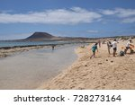 lanzarote  spain   august 26 ... | Shutterstock . vector #728273164