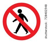 sign not prohibition   Shutterstock .eps vector #728402548