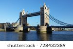 a beautiful view of tower... | Shutterstock . vector #728432389