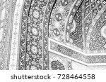 in iran  blur  islamic... | Shutterstock . vector #728464558