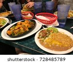 mexican dishes   Shutterstock . vector #728485789