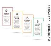 modern infographics | Shutterstock .eps vector #728490889