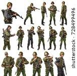male in uniform conforms to... | Shutterstock . vector #728499496