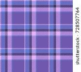 seamless tartan vector pattern | Shutterstock .eps vector #728507764